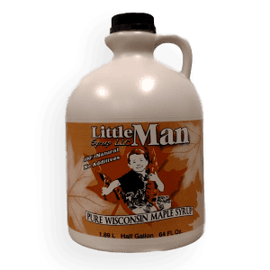 Natural Maple Syrup Half Gallon